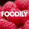 Foodily Recipe Sharing with Friendsのアイコン画像